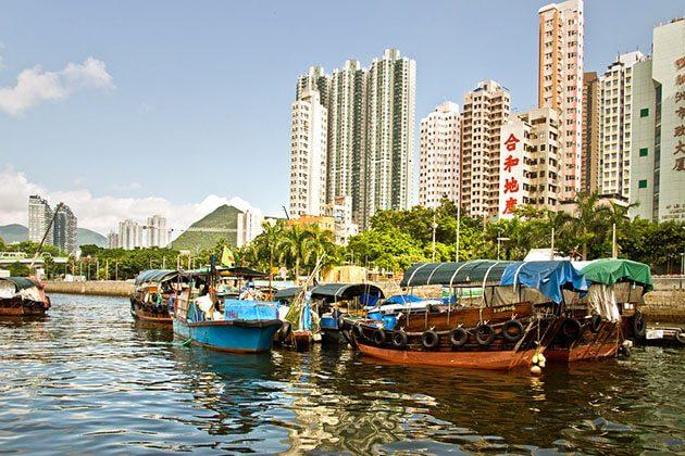 Aberdeen Fishing Village Hong Kong Shore Excursions