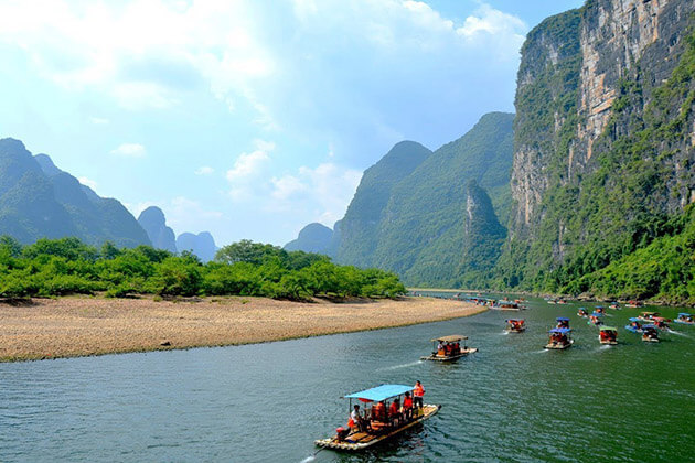 Best Time to Visit Guilin China