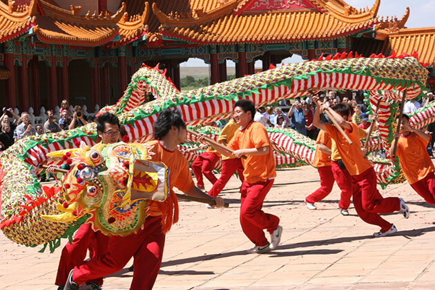 Best time to visit Spring Festival in China