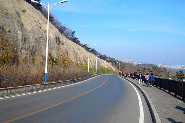 Binhai Road Dalian Shore Excursions