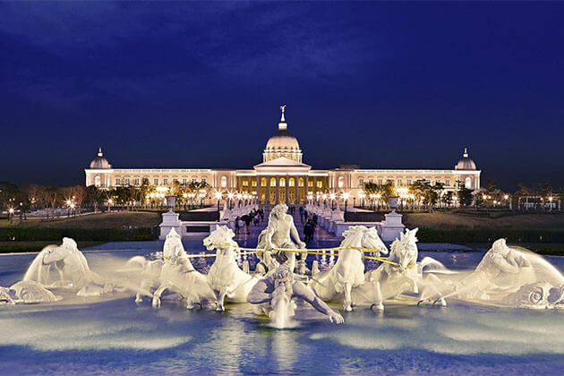 Chimei Museum Kaohsiung Shore Excursions