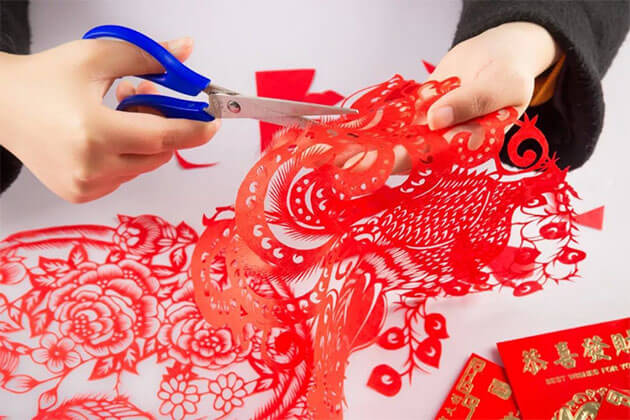 China Paper Cutting Tailor Made tour