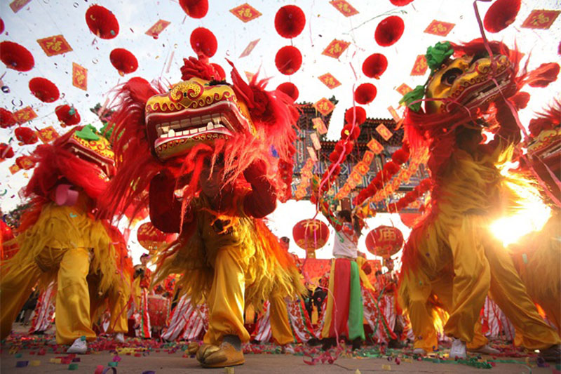 China New Year China Shore Excursions