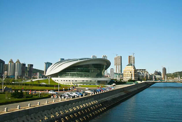 Dalian Shore Excursions