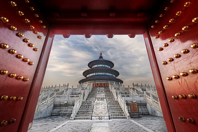 Easy China shore excursion planning