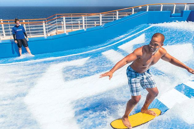 Enjoy Time on Cruise Ship