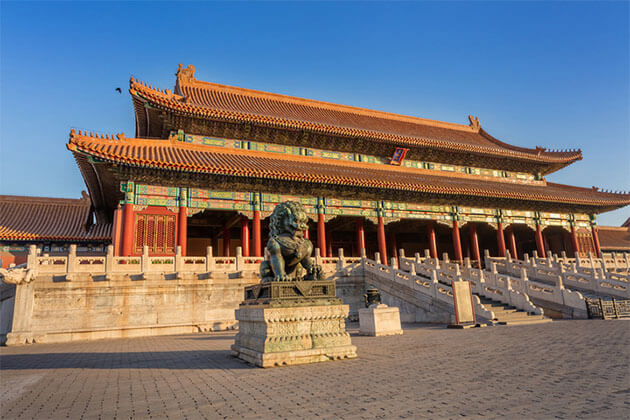 Forbidden City Beijing Tours from Cruise Port