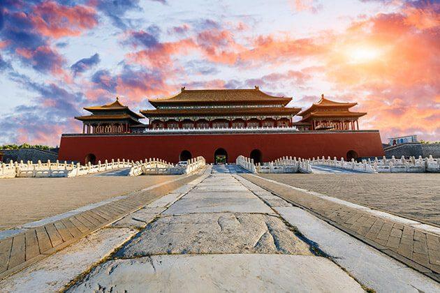 Forbidden City in Beijing Shore Excursions