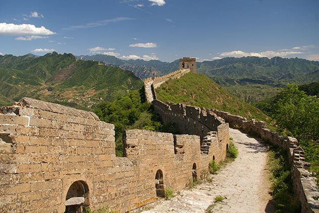 Great Wall China Shore Excursions
