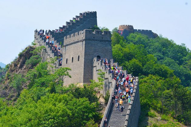 Great Wall at Gubeikou Beijing Shore Excursions
