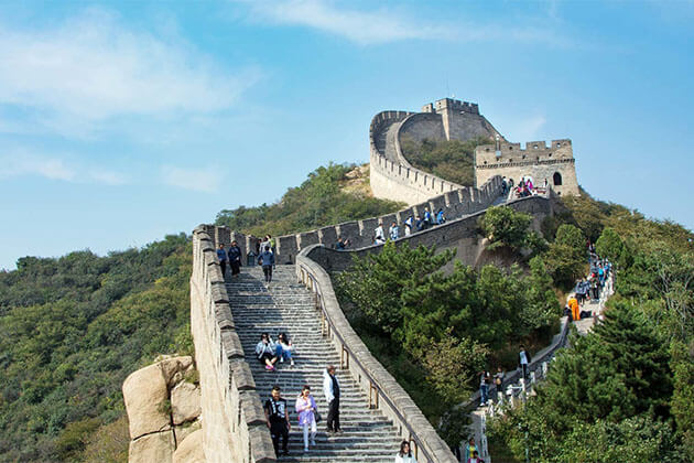 Great Wall of China Shore Excursions