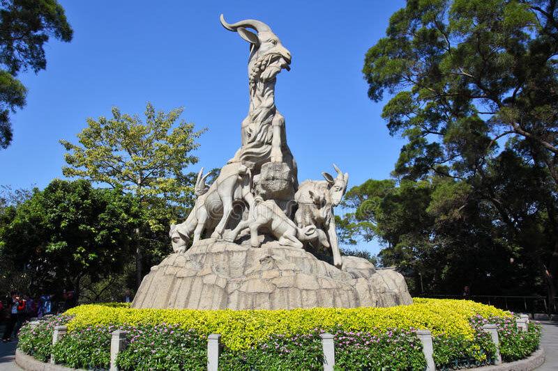 Guangzhou China Attractions