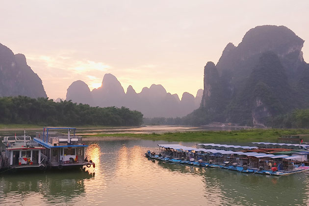 Guilin Attractions China