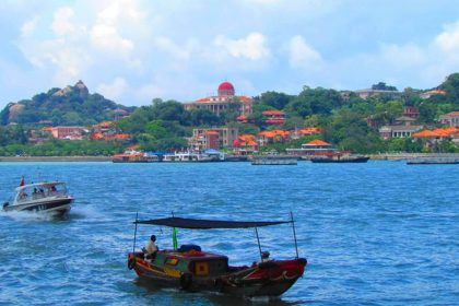 Gulangyu Island Tour Xiamen Shore Excursions