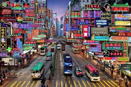 Hong Kong Shore Excursions Wan Chai
