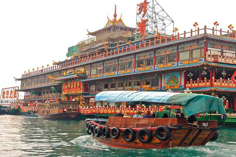 Hong Kong Shore Excursions