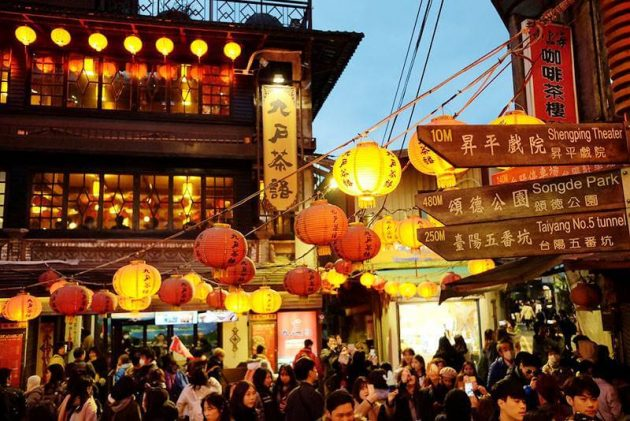 Jiufen Taipei Tour and Day Trips from Cruise Port-2