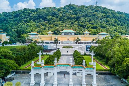 National Palace Museum Taipei Shore Excursions