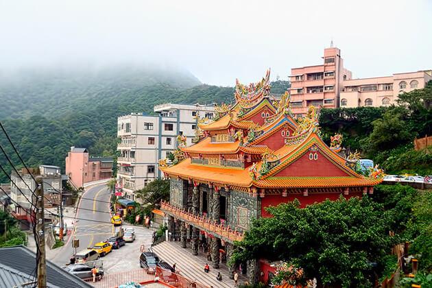 Pitouchiao Cape Taipei Shore Excursions