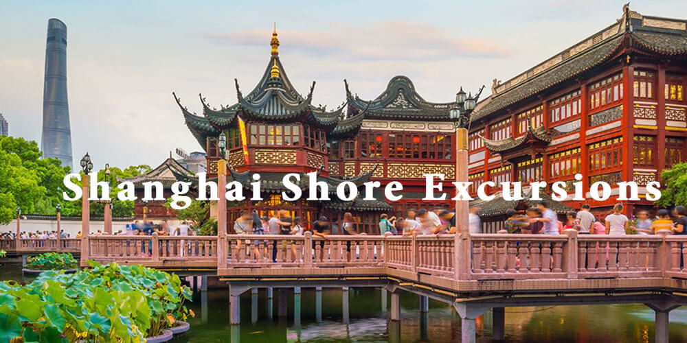 Shanghai Tours & Day Trips from Cruise Port