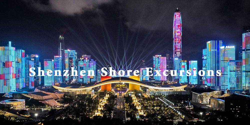 Shenzhen Tours & Day Trips from Cruise Port