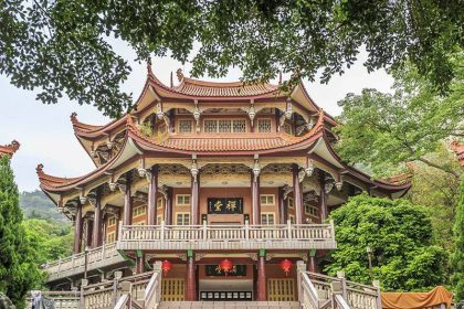 South Putuo Temple Xiamen Shore Excursions