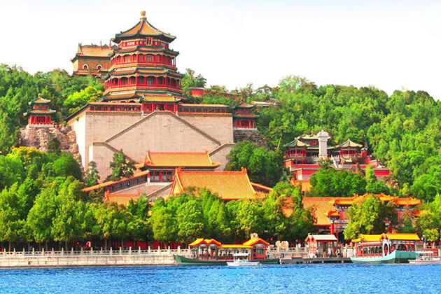 Summer Palace in Beijing Shore Excursions