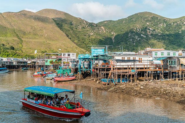 Tai O Lantau Hong Kong Shore Excursions