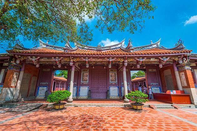 Tainan city - Kaohsiung Shore Excursions