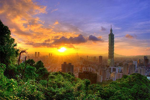 Taipei 101 Taipei Keelung Shore Excursions
