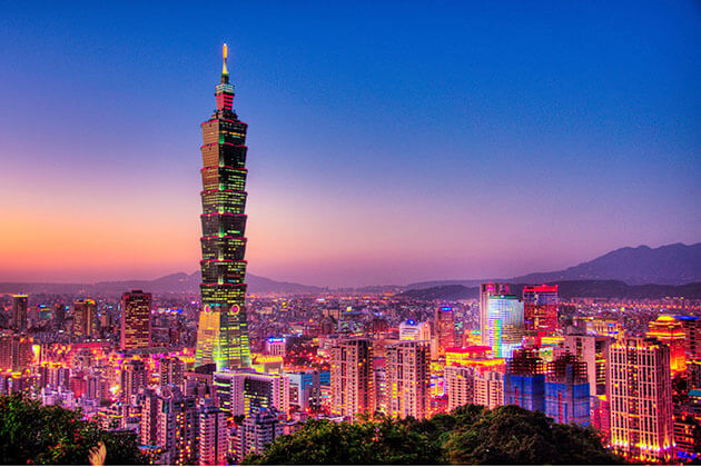 Taipei Tours from Cruise Port
