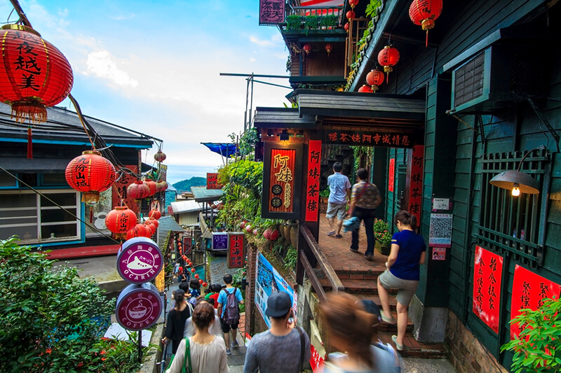 Taiwan Shore Excursions from Cruise Ports