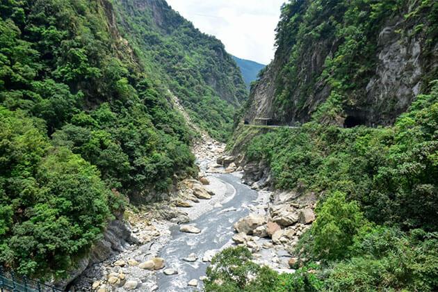 Taroko Gorge Park Hualien