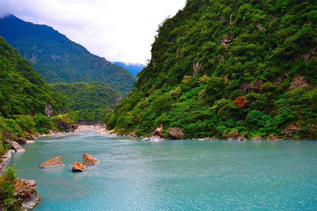 Taroko National Park Hualien Tours