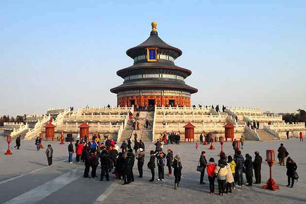 Temple of Heaven China Shore Excursions