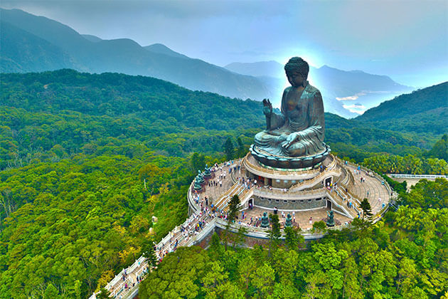 Tian Tan Buddha (Big Buddha)