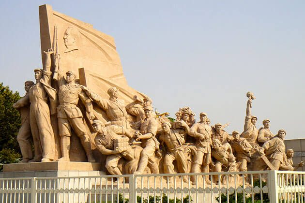 Tiananmen Square beijing China Shore Excursions