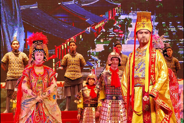 Traditional Show in China