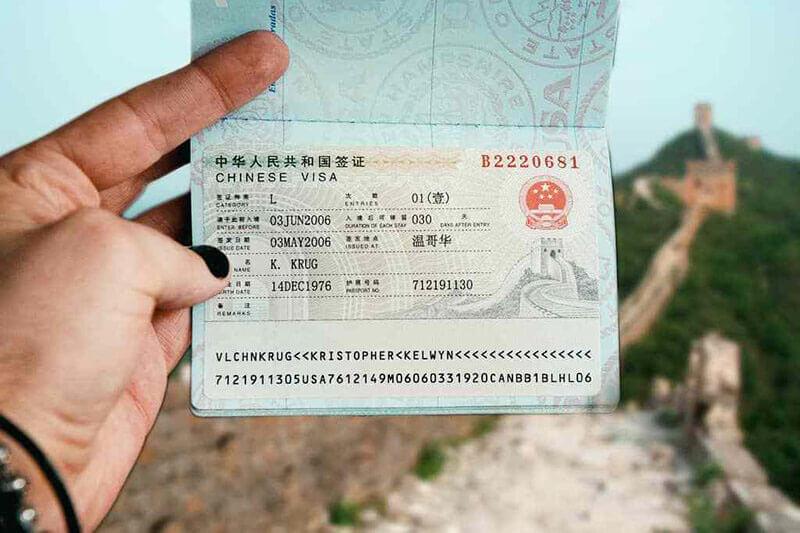 Travel L Visa China Shore Excursions