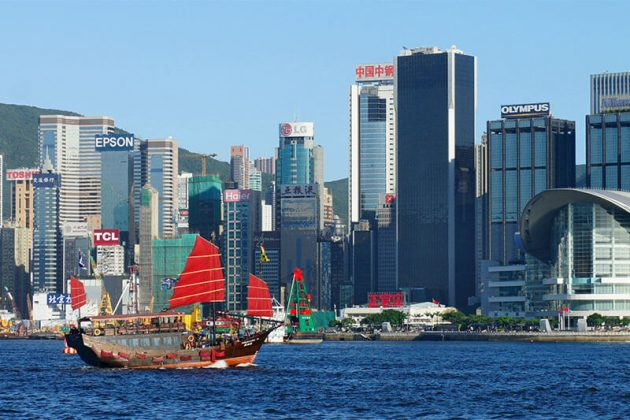 Victoria Harbor Hong Kong Tour from Cruise Port