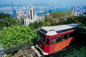 Victoria Peak Hong Kong Shore Excursions