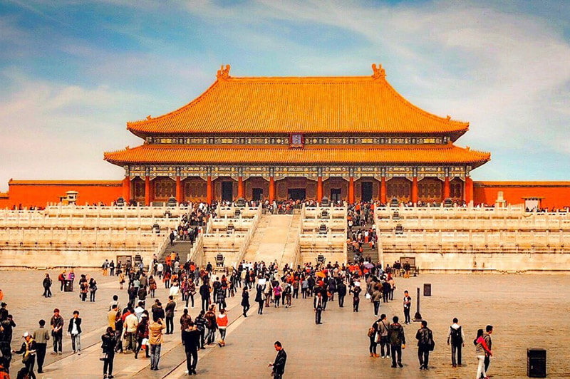 Xian Beijing Tour from cruise port
