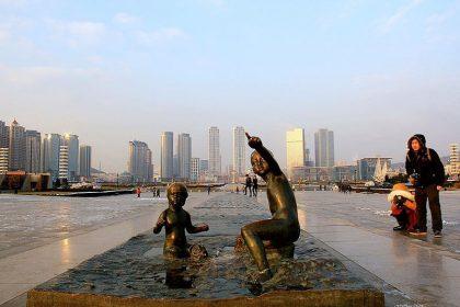 Xinghai Square in Dalian Shore Excursions