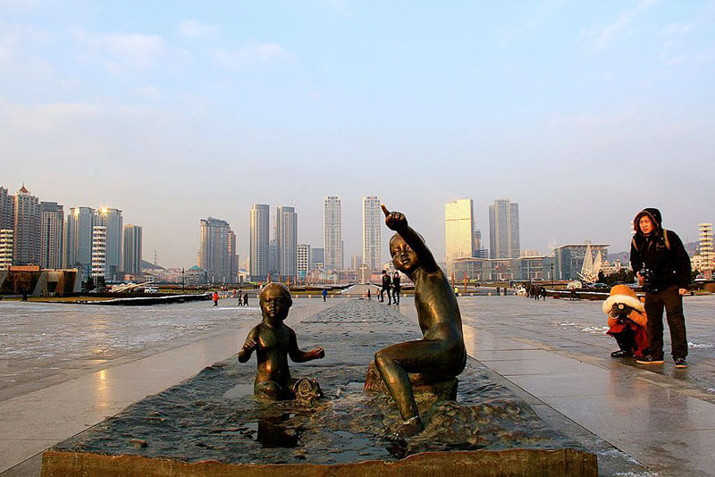 Xinghai Square in Dalian Shore Excursions