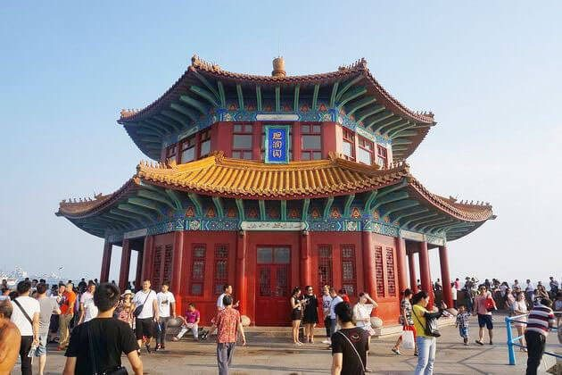 Zhanqiao Pier Highlights of Qingdao