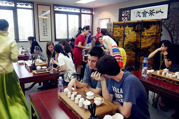 memorable Tea Ceremony in Xiamen Shore Excursions